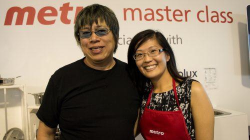 Chef Alvin!
