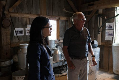 Ingersoll Cheese Museum Tour