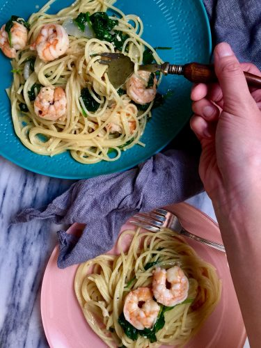 Lighter & Healthier Alfredo Sauce
