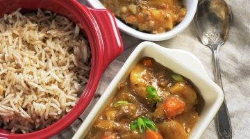 Easiest Instant Pot Beef Stew