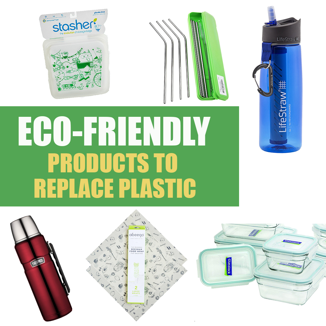 Live a green(er) life and use less plastic! | The Joyce of Cooking