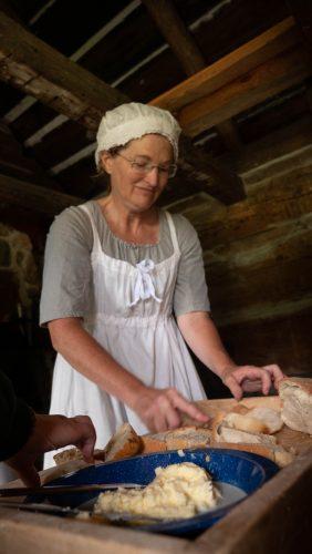 Backhas Field to Flour Event