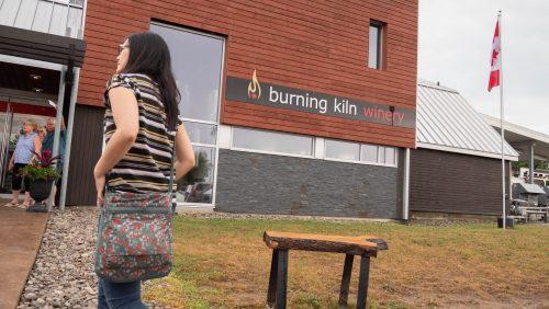Burning Kiln Winery in Norfolk County