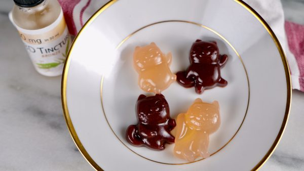 cbd gummy recipe