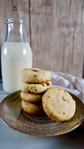 toblerone shortbread cookie recipe
