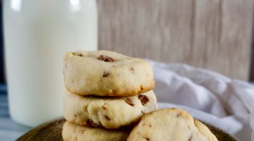 toblerone shortbread cookie recipe