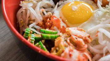 best korean food toronto Rice bowls